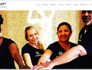 Footsage Massage Los Angeles