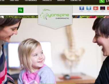 Lyonspine SEO & Design